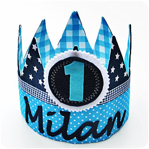 kroon 1 jaar Milan wordt 1 jaar: slinger en kroon – Verslingerd kroon 1 jaar