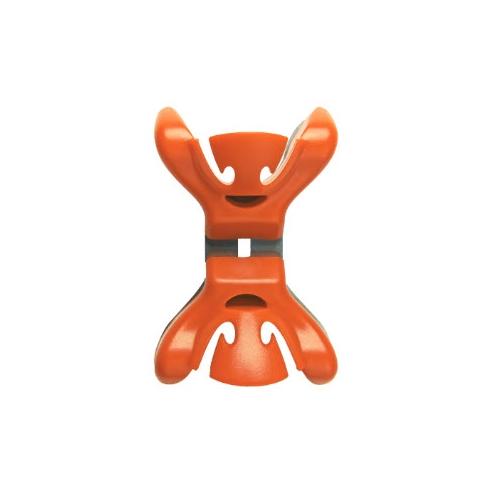 Stixx Clenchy Slingerklemmen Oranje
