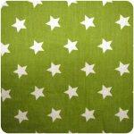 stof kleur lime groen