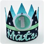 Verjaardagskroon voor Matz